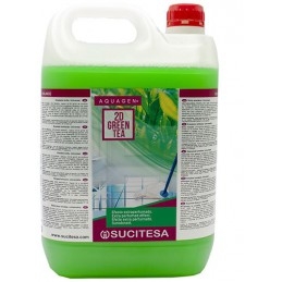 AQUAGEN 2D GREEN TEA 5 Litres