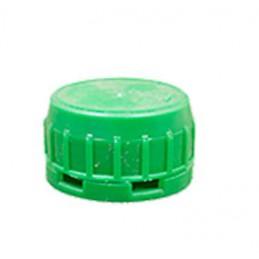 GREEN CAP DOSE BOTTLE